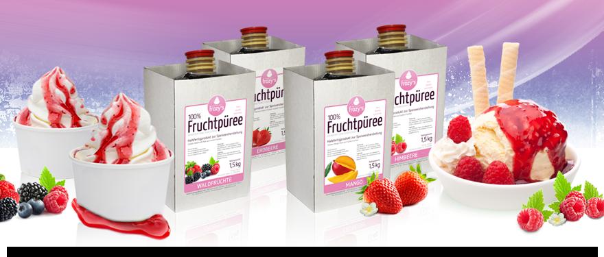 Fruchtpürees